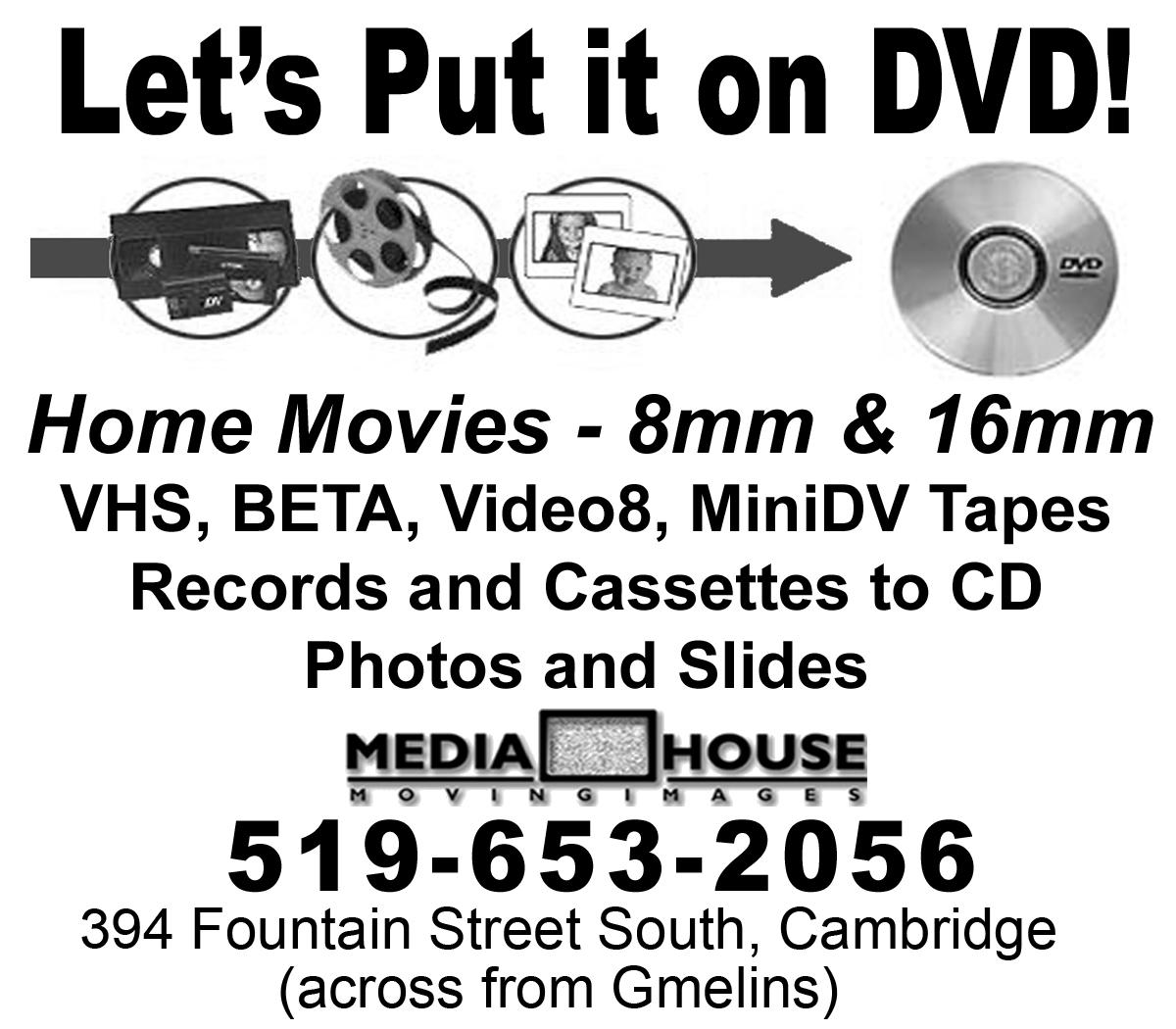 Video Production in Cambridge, Kitchener, Waterloo, Guelph, Ontario