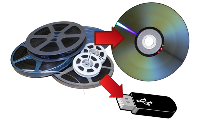 8mm and Video to DVD Transfer in Cambridge, Kitchener